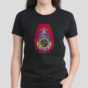 USS FLORIDA Women's Dark T-Shirt